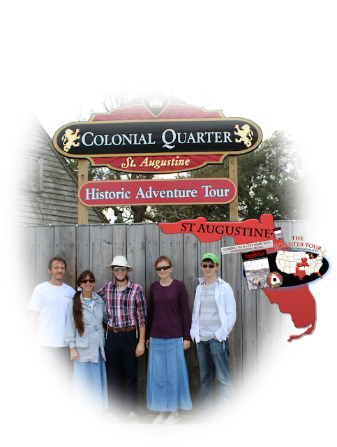 Colonial Quarter Historical Adventure Tour