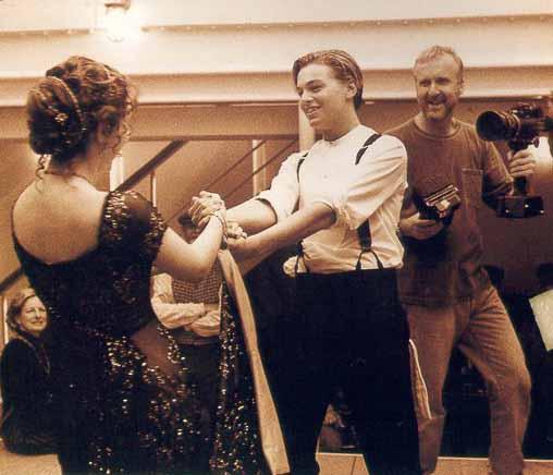 Titanic Movie: Making Of Titanic