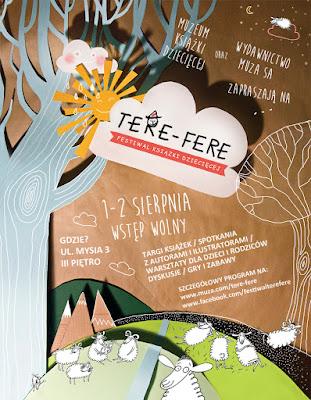 Festiwal Tere-Fere po raz trzeci w Warszawie
