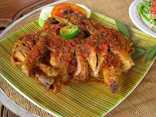 Resep Masakan Ayam Betutu Khas Bali