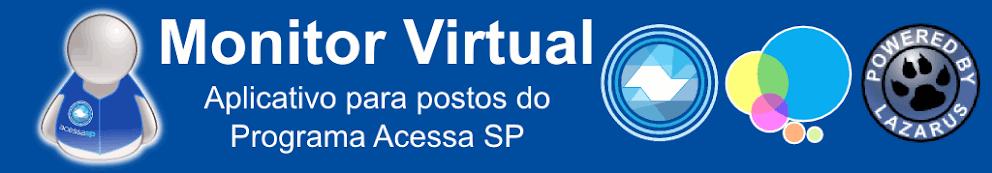 Projeto Monitor Virtual