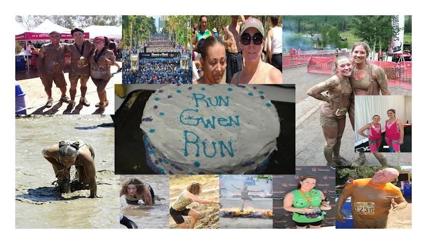 Run Gwen, Run!