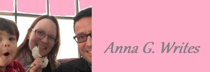 Anna G. Writes