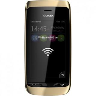 Nokia Asha 310 Ponsel Dual SIM dengan Easy Swap