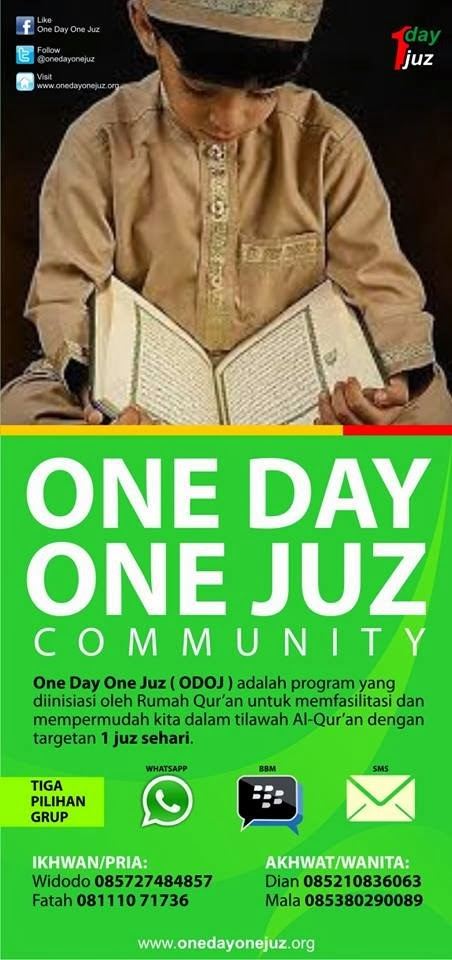One Day One Juz