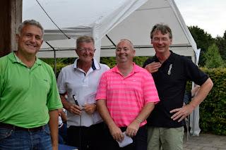 John Walsh campeón V Open de Holanda Pitch & Putt