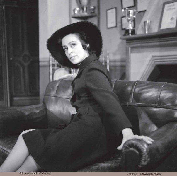 ESTELA MEDINA actriz uruguaya. representación 1970 -