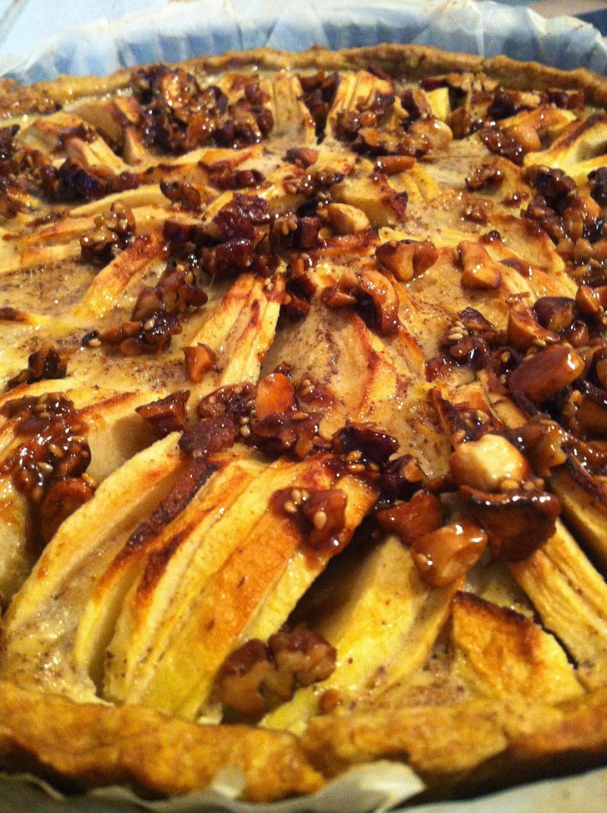 les petits gourmets de la robertsau ma tarte aux pommes alsacienne p te bris e l 39 peautre et. Black Bedroom Furniture Sets. Home Design Ideas