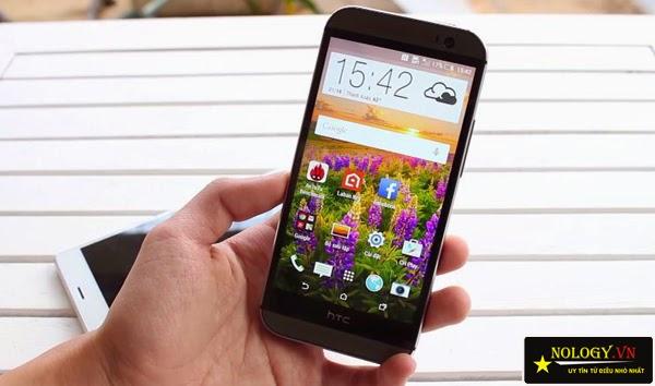 Điện thoại Sony Xperia Z3 Nhật Bản và HTC One M8.