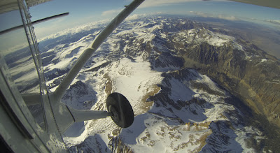 Aerial snow surveys will be used by backcountry enthusiasts