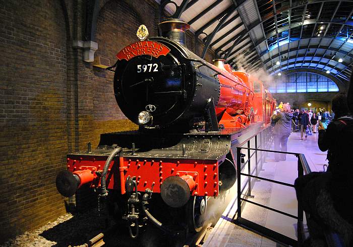 Hogwarts Express | Harry Potter Studio Tour