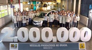 2 000 000 Renault
