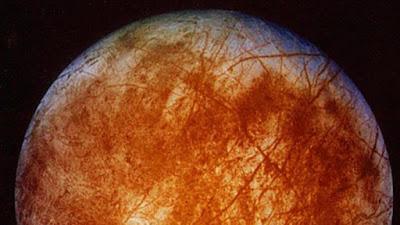 Adakah kehidupan di satelit yupiter europa