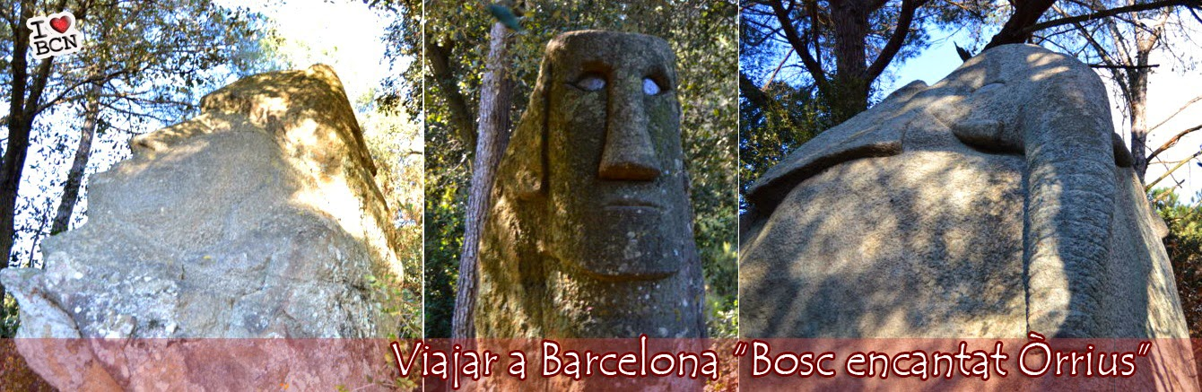 Bosc Encantat Òrrius Barcelona