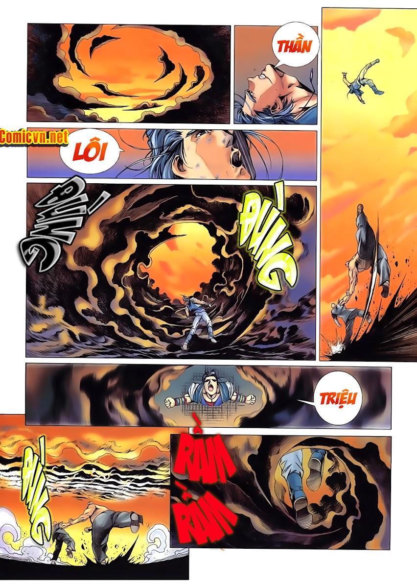Lục Đạo Thiên Thư chap 11 - Trang 7