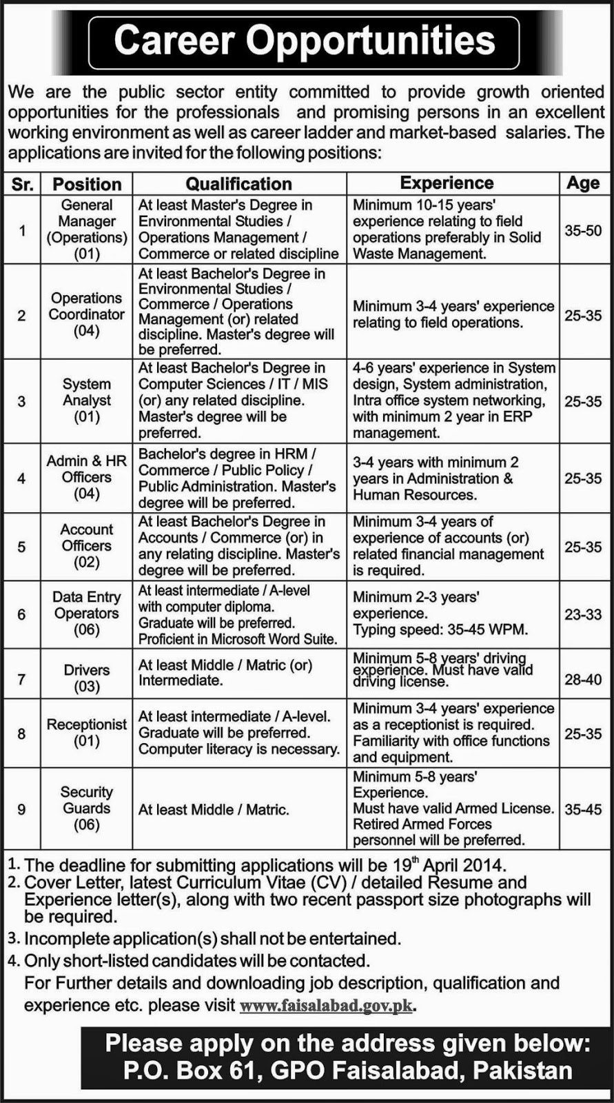 FIND    JOBS   IN   PAKISTAN   GENERAL   MANAGER   SYSTEM   ANALYST    JOBS  IN   PAKISTAN   LATEST   JOB   IN  PAKISTAN
