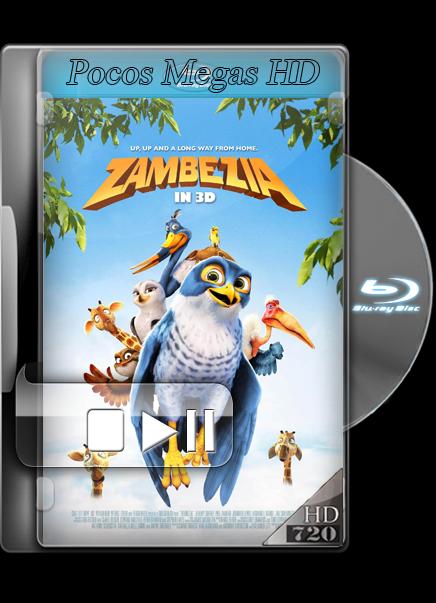 Zambezia [BrRip 720p] [Audio Dual] [Latino/Ingles] [Año 2012]