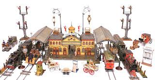 Holidays: Model Trains, Toys at N-Y Historical Society