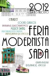 1ª Feria Modernista de SADA