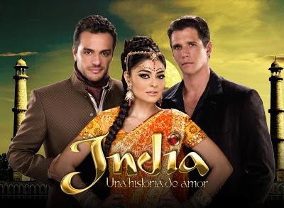 """ATV estrena """"India, una historia de Amor"""", curioso título con una ..."""