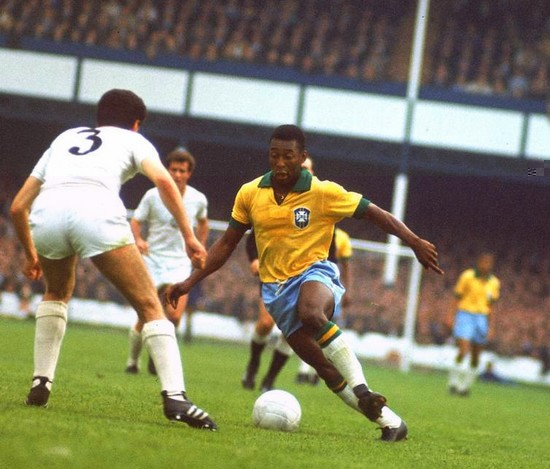 the amazing soccer player pele Pele is a former brazilian football player who is known for his  goal in the history of soccer one of most amazing moments happened in the year.