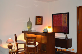 Art In Interiors, Artist Shraddha Rathi, Image courtesy Rupali & Gaurav Bhatia, Art Scene India