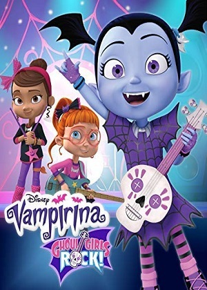 Vampirina Desenhos Torrent Download completo