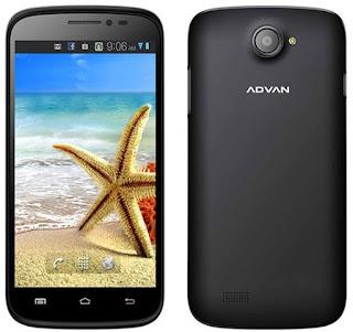 Vandroid S5J+ Smartphone Murah 5 inch Rp 1 Jutaan