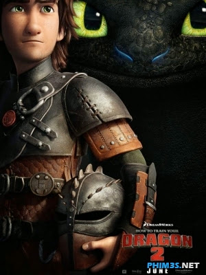 Bí Kíp Luyện Rồng 2 - How To Train Your Dragon 2 (2014)