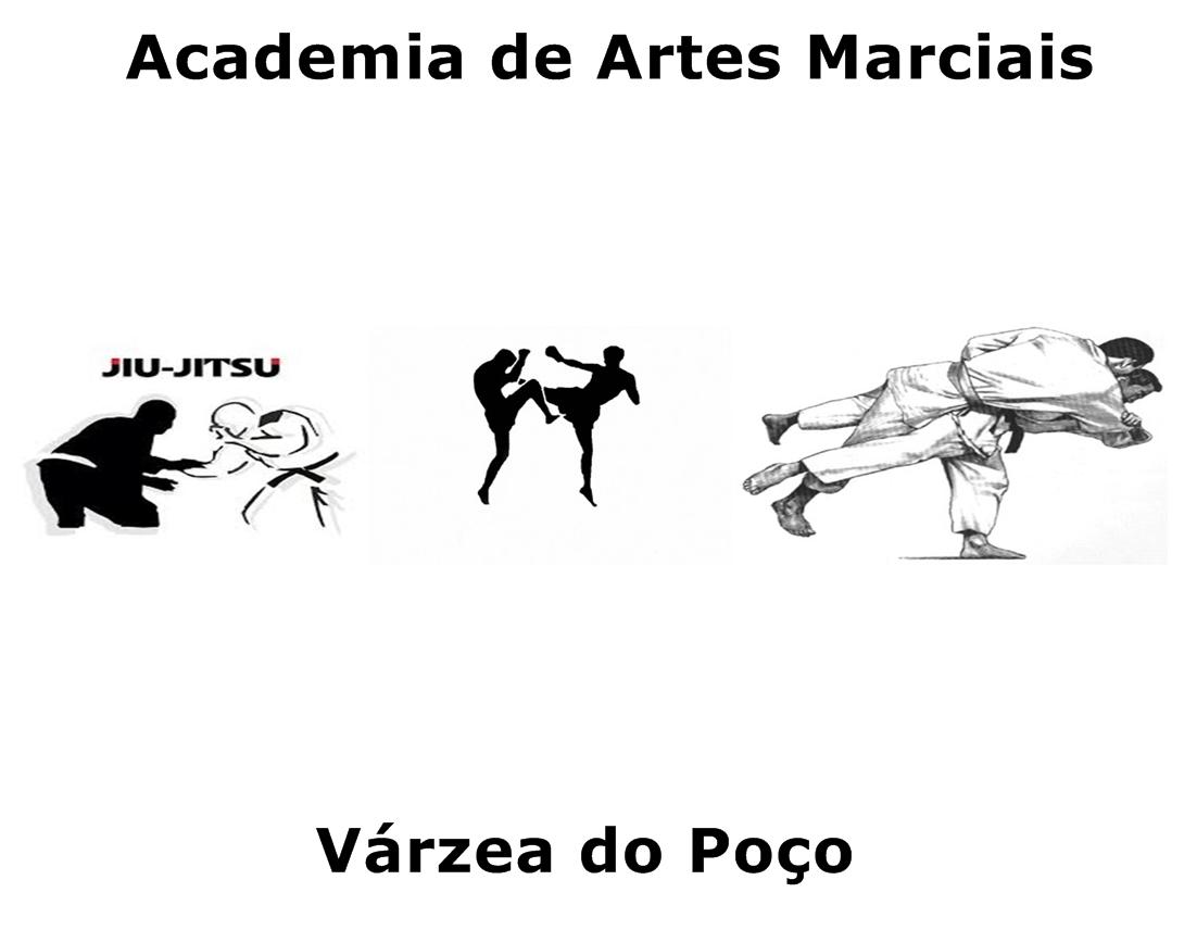 Academia de Artes Marciais em Várzea do Poço