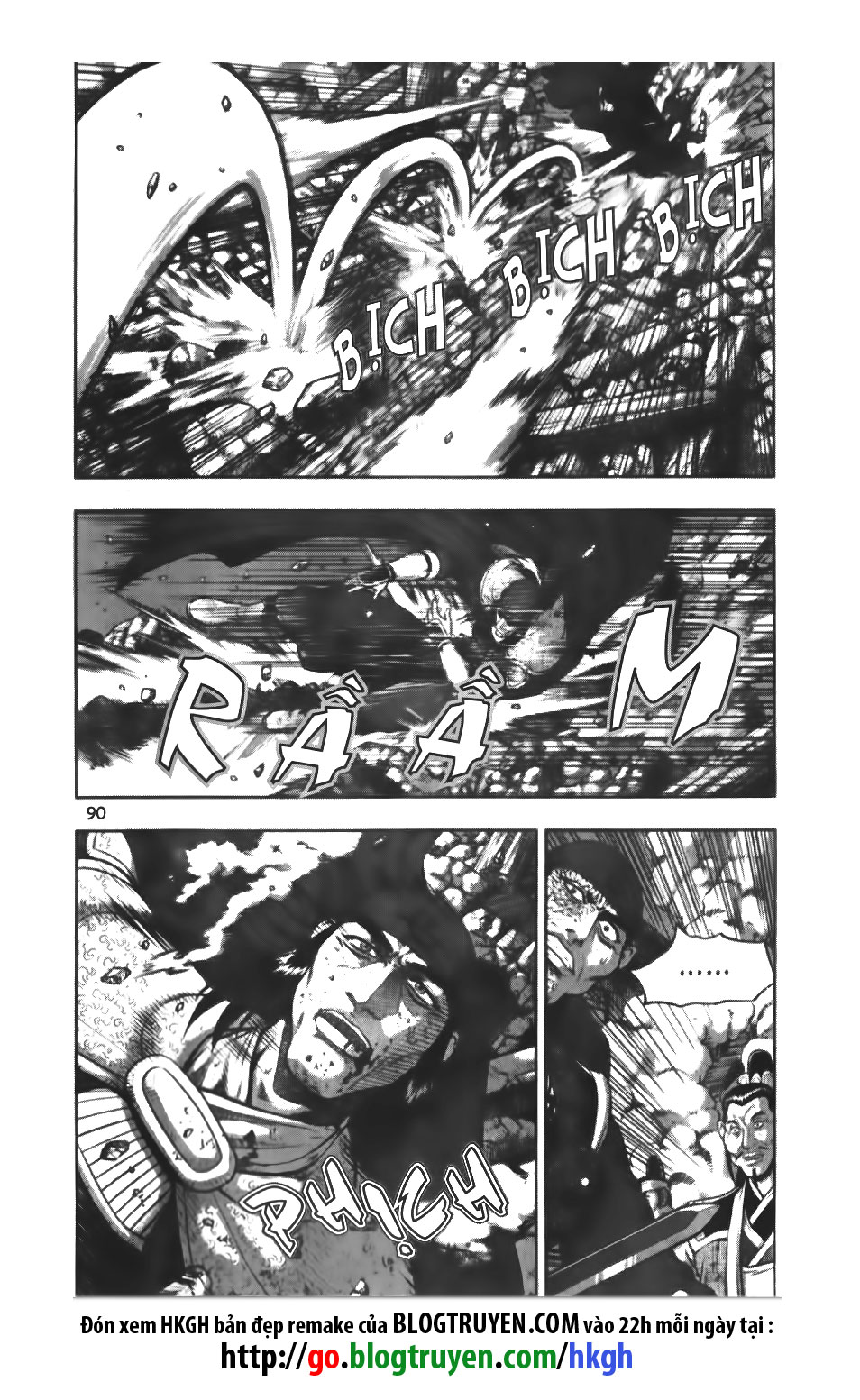 Hiệp Khách Giang Hồ chap 352 Trang 2 - Mangak.info