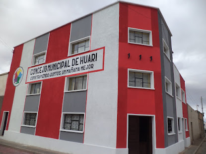 EL H. CONCEJO MUNICIPAL DE SANTIAGO DE HUARI