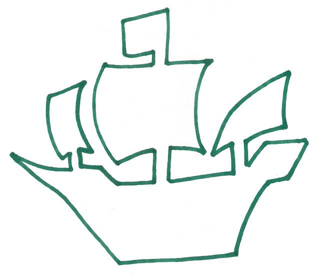 Bolsas de recuerdo para fiestas de piratas.   Ideas y material gratis ...