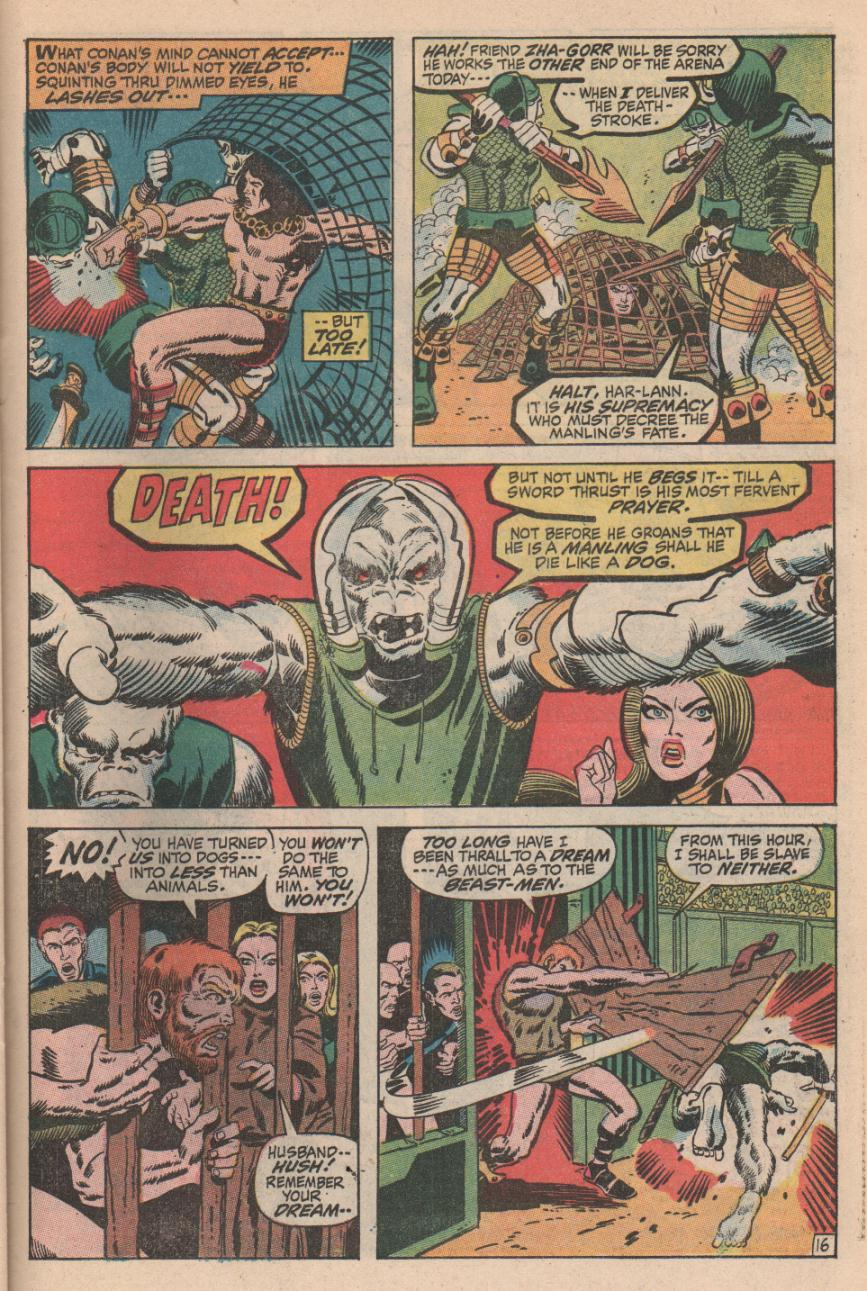 Conan the Barbarian (1970) Issue #2 #14 - English 17
