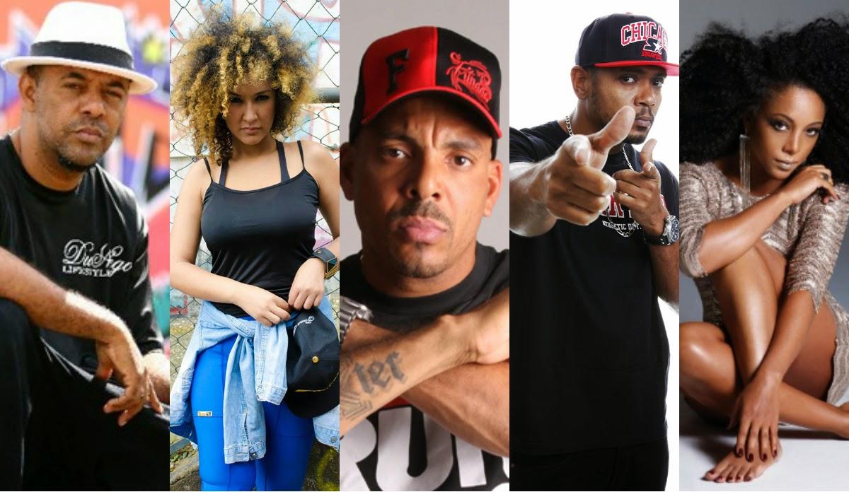 Rap domina SBC no Dia do Trabalhador