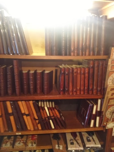 papirum papirvm papel papeleria encanto gotico barcelona
