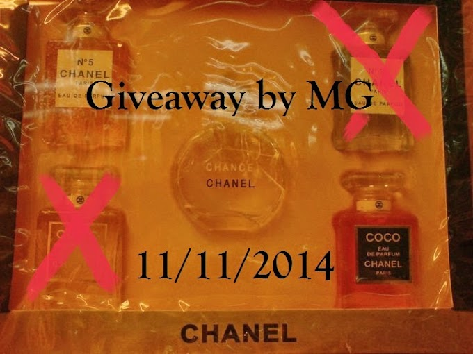 Channel Set Perfume Giveaway by Melangkau Garisan