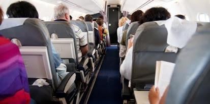 Masalah kesehatan saat penerbangan panjang