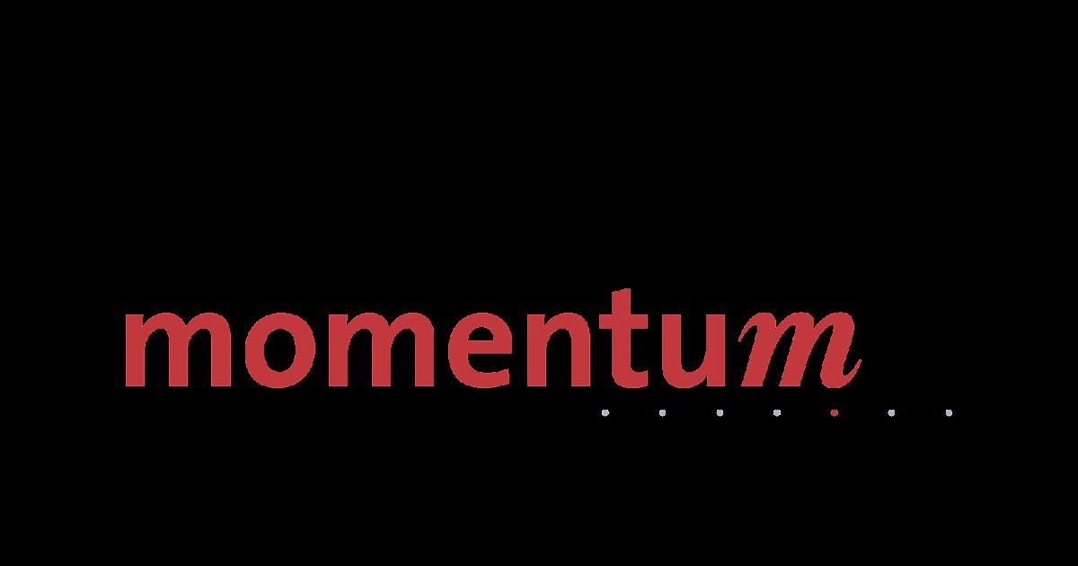 Momentum Logo Momentum Worldw...