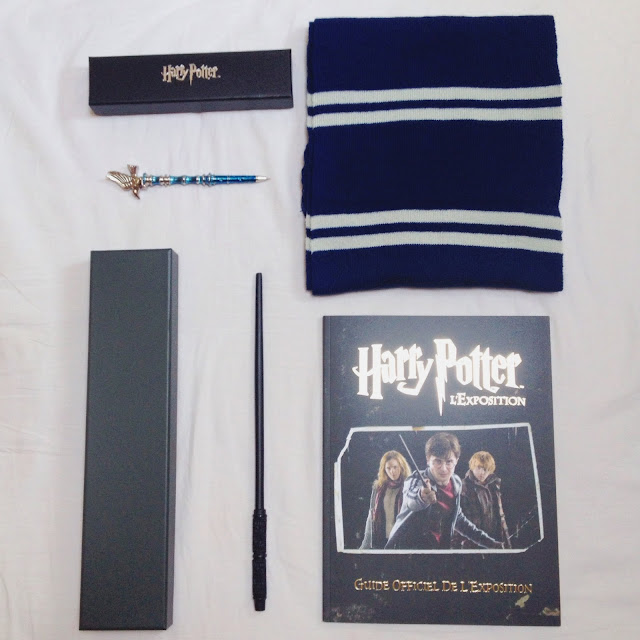 Harry Potter Goodies Noble Collection