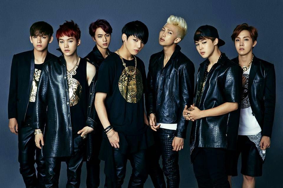 Bangtan Boys (BTS)�un �Danger� Adl� M�zik Videosunun �lk Tan�t�m� Yay�nland� /// 13 A�ustos 2014