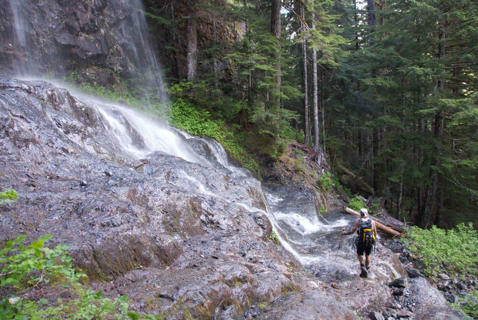Rambler Peak Vancouver Island Hike