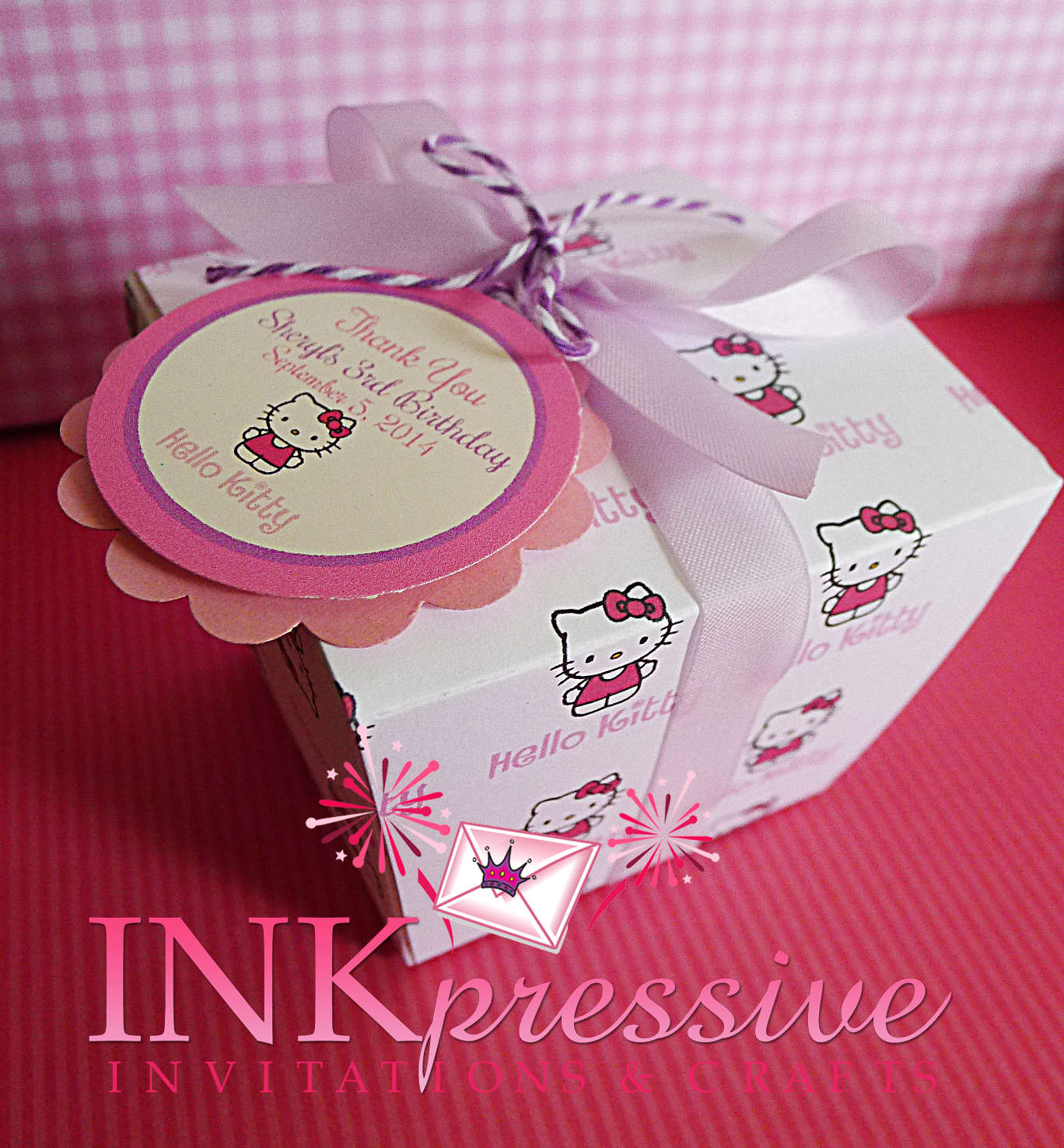 INKPRESSIVE INVITATIONS: July 2013