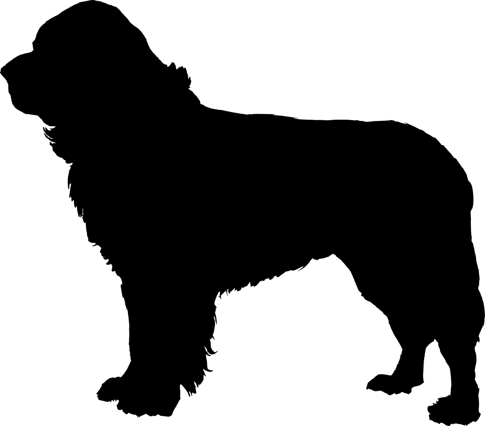 Pictures Of Dogs Silhouettes