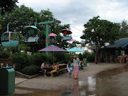 At Blizzard Beach, there's an alternative to walking up all those steps. (blizzard beach )