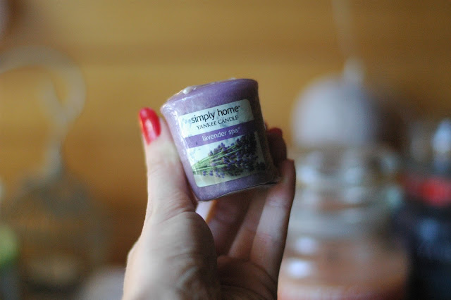 Yankee Candle - Lavender Spa