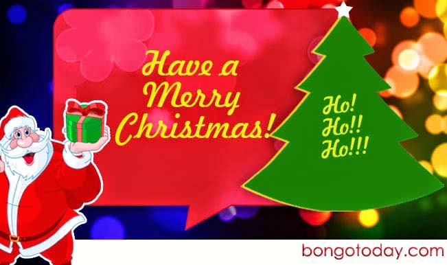 merry christmas with love from bongotodaycom