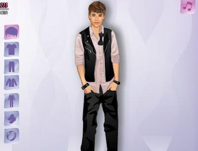 Justin Bieber Corta el cabello de Justin Bieber Juegos  - Juegos De Cortarle El Pelo A Justin Bieber
