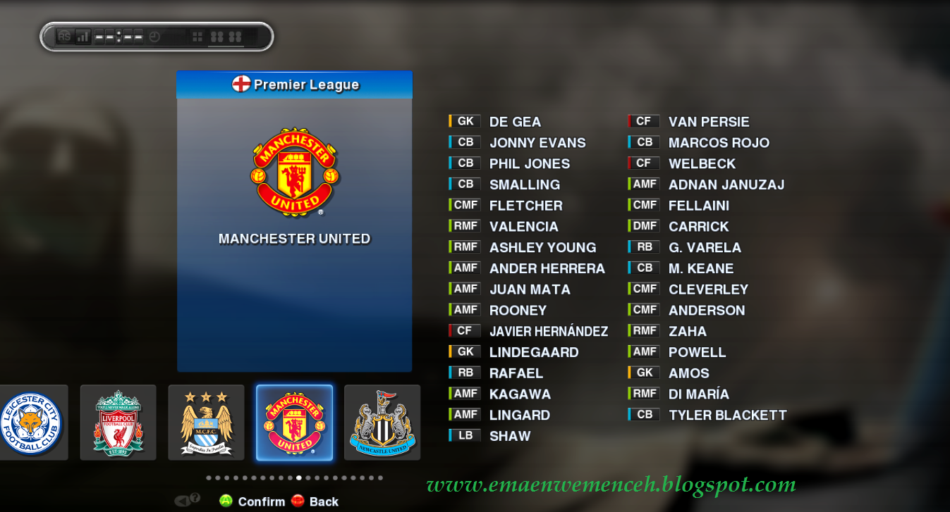 PES 2012 Patch free - Download latest version in English