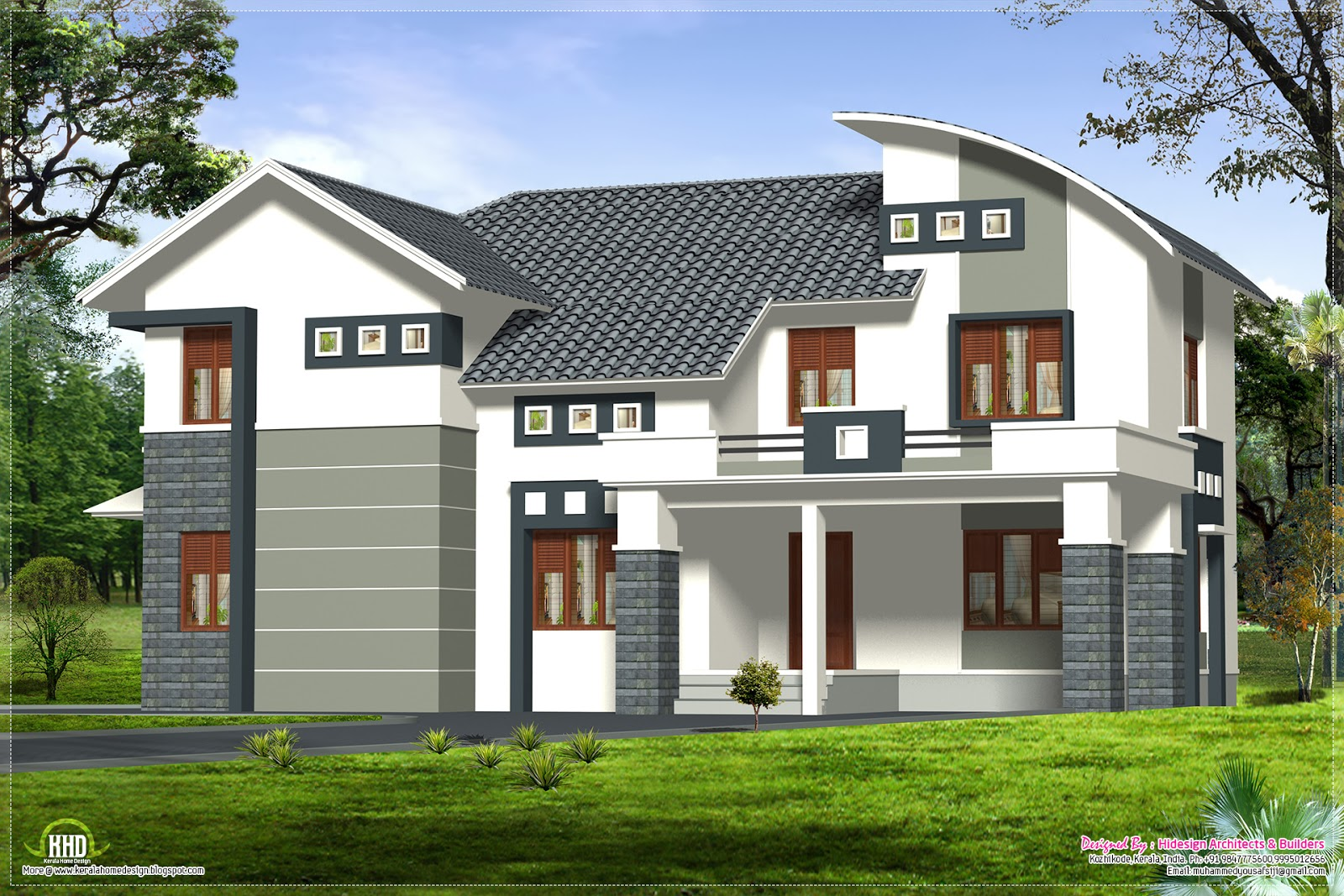 march 2013 kerala home design and floor plans